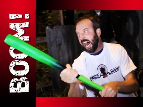 Tom Green KILLS A ZOMBIE!