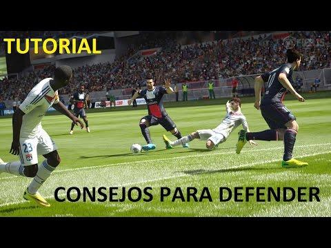 FIFA 15 TUTORIAL CÓMO DEFENDER CONSEJOS DjMaRiiO