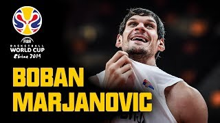 Boban Marjanovic - All BUCKETS & HIGHLIGHTS from the FIBA Basketball World Cup 2019