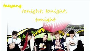 download lagu Bigbang -  Tonight Japanese Version Easy-to-read Romanized gratis