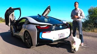 2017 BMW i8 FIRST DRIVE REVIEW (2 of 2)