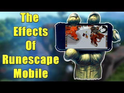 How Runescape Mobile Will Effect Old School Runescape