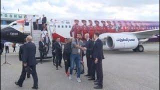 Футбольная сборная Египта проведет открытую тренировку в Грозном - Россия 24