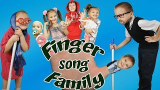Finger Family Song ( Daddy Finger )/ Extended Family. Nursery Rhymes songs for kids