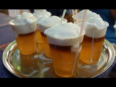 RECETA: COMO HACER UN DELICIOSO TERREMOTO TRAGO TIPICO DE CHILE (TYPICAL DRINK CHILE EARTHQUAKE)