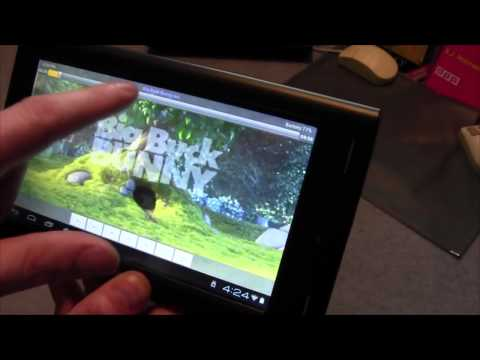 Android 4.0 Tablet Review : (Archos) Arnova 7 G3