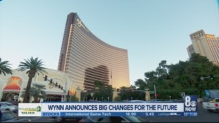 Wynn announces big changes for the resort