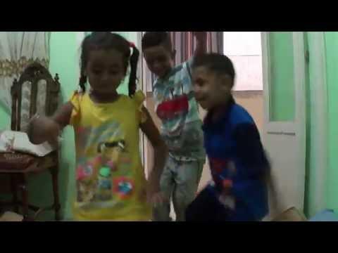 رقص اطفال مروه thumbnail