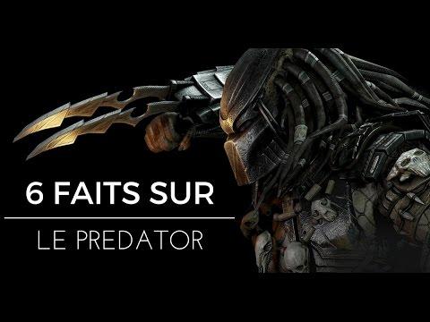 6 faits sur le predator