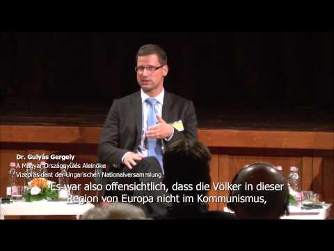 Páneurópai Konferencia Összefoglaló  - 2014