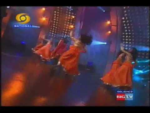 Sufi Singer Kavita Seth performed at Doordarshan - Iktara on...