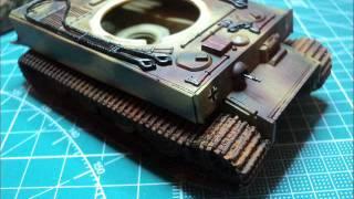 Revell tiger 1 Ausf E.