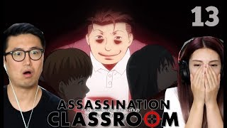 """""""CALL ME DADDY"""" Assassination Classroom Episode 13 Reaction"""