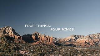 Four Things. Four Rings. Sedona in an Audi e-tron SUV
