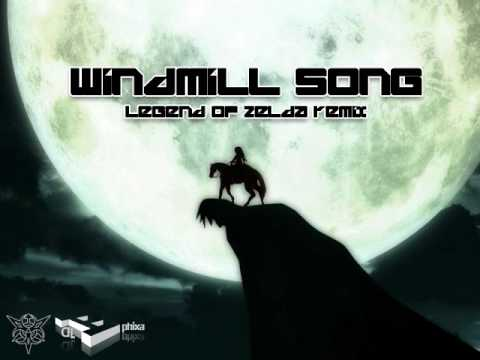 Zelda Song Of Storms Windmill Song Remix Hardstyle Hard Trance Shuffle Music [Mp3] - Ephixa