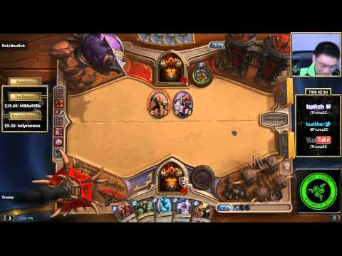 Hearthstone Arena: Total disaster