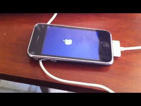 Jailbreak y liberar iPhone 3G iPhone 3GS iOS 4.2.1 parte 3