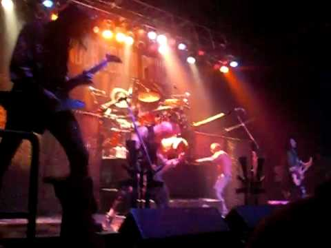 Five Finger Death Punch - Meet the Monster Live