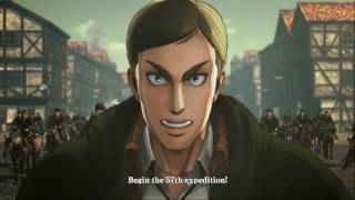 Attack on Titan : Wings of Freedom [Walkthrough][P6]