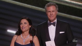 Will Ferrell and Julia Louis-Dreyfus Definitely Know About Cinematography