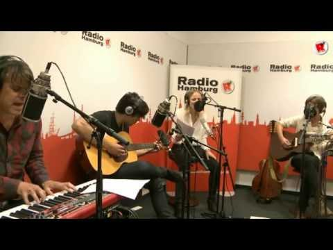 The Common Linnets - Auf Anderen Wegen @ Radio Hamburg 9-7-2015