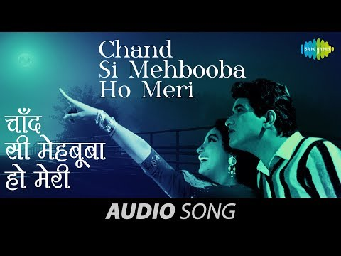 Chand Si Mehbooba Ho Meri - Mukesh - Himalay Ki God Mein 1965...