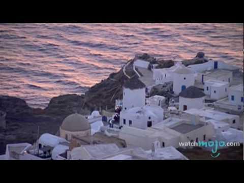 Travel Guide - Greece