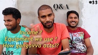 My Village Show Q&A | secret revealed VLOG #33