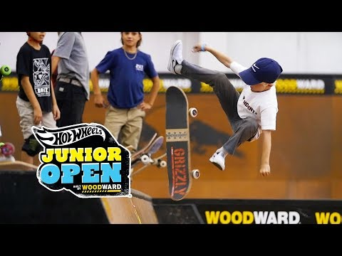 Skate Mini Highlights - Hot Wheels Junior Open at Woodward West