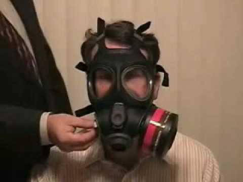 M95 Gas Mask - Instructional Video - Short Version Video