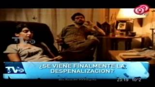 "TVR. (9-6-2012) ...""¿Se viene la despenalización de la marihuana?""- video 5/8"