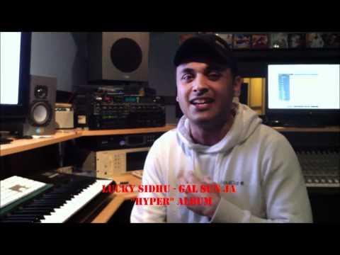 SimplyBhangra.com Popsy Feat.Lucky Sidhu - Gal Sunle Sohniye...