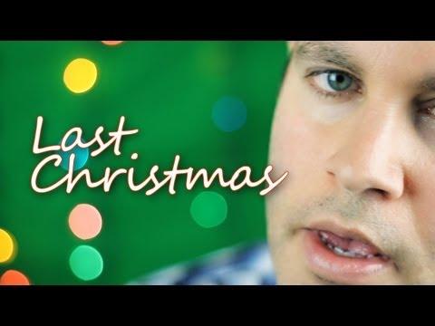 LAST CHRISTMAS - wham/george michael cover (Glee)
