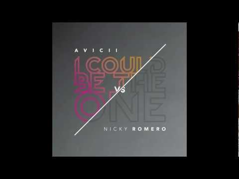 Avicii vs Nicky Romero - I Could Be the One (Audrio Remix)