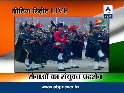 President Pranab Mukherjee revives buggy tradition at 'Beating Retreat'