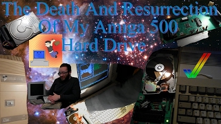 The Death And Resurrection Of My Amiga 500 Hard Drive