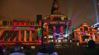 Attractive Baltimore Power Plant Holiday Light Show Spectacular