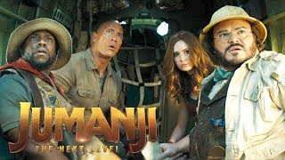 Jumanji: The Next Level Trailer #1