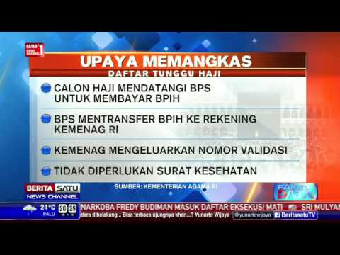 Video info calon haji 2016
