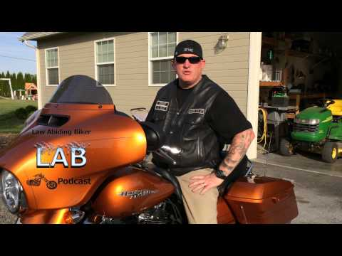 How to Install Harley Brand Heated Grips on a Harley Davidson Motorcycle | Biker Motorcycle Podcast