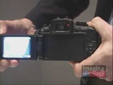 Panasonic Lumix G1: Imaging Resource Photokina 2008