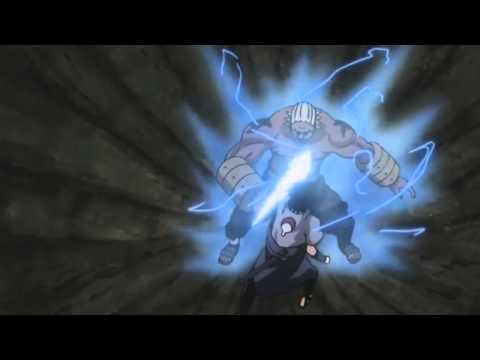 Sasuke Vs 5 Kage Summit