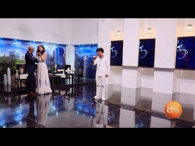 Fasika Special Show Asfaw Dancing