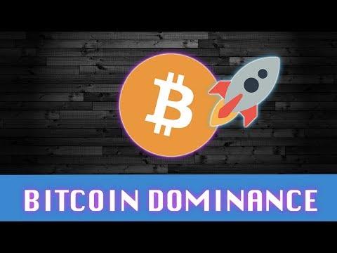 Bitcoin Dominance & Bullish Mt. Gox News For Cryptocurrency