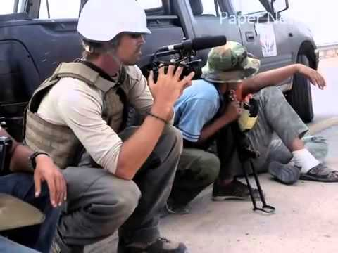 Raw video footage   ISIS beheads US journalist James Foley