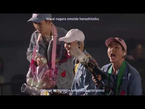 SHINee - Downtown Baby (Turkish Sub/Türkçe Altyazılı) (sub/rom) SW5 Tokyo Dome 2016