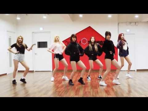 開始線上練舞:Fingertip(鏡面版)-GFRIEND | 最新上架MV舞蹈影片