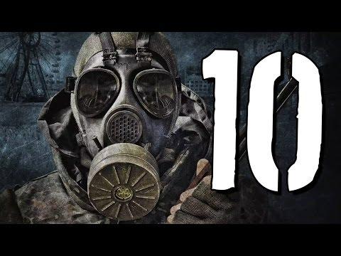 10 Zakazanych OPUSZCZONYCH MIEJSC [TOPOWA DYCHA]