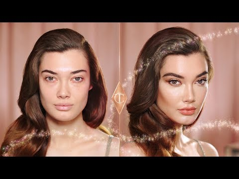 How To Use The Hollywood Flawless Filter | Makeup Tutorial | Charlotte Tilbury