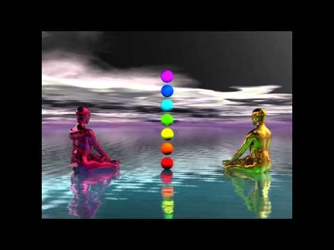 ★ Full Chakra Healing Meditation ★ Binaural Beats + Isochronic Tones (asmr) video